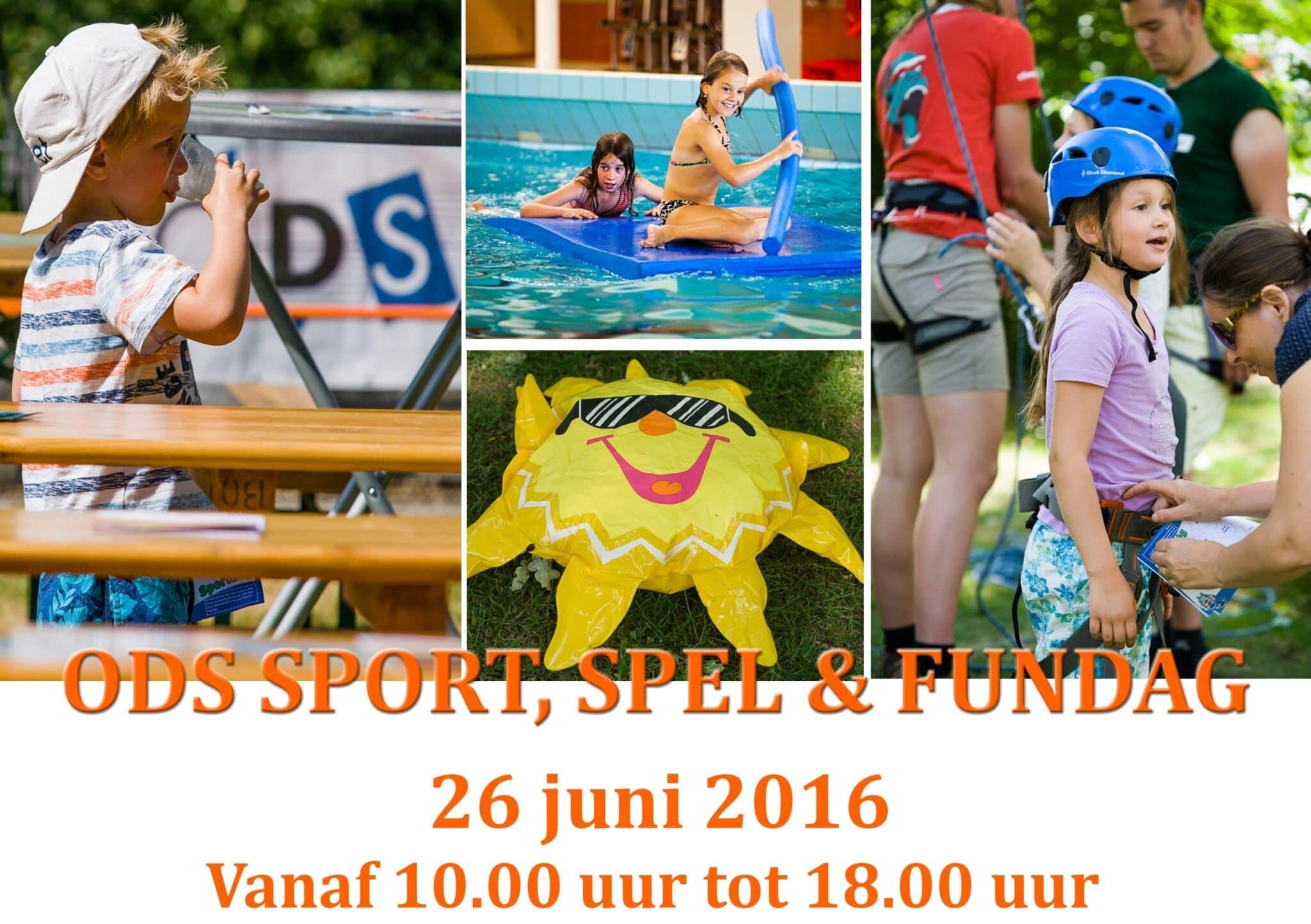 ODS SportSpelFundag